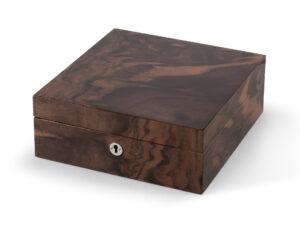 luxury watch box in wood