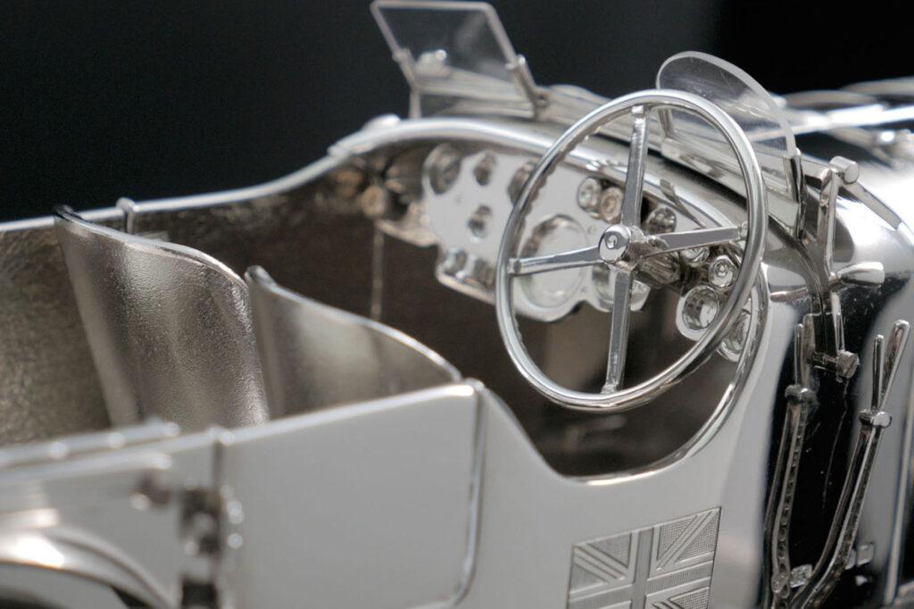 bentley silver model