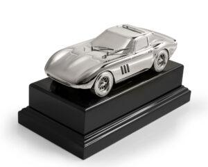 Ferrari silver models